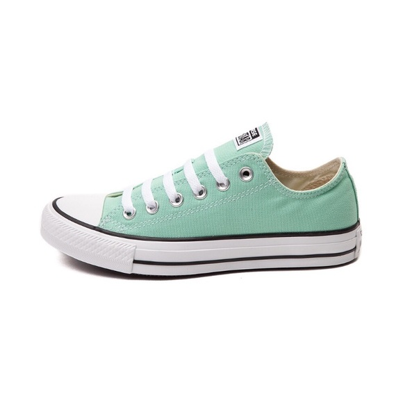 2d38503a6cd8 Chuck Taylor All Star Mint Green Converse Sneakers